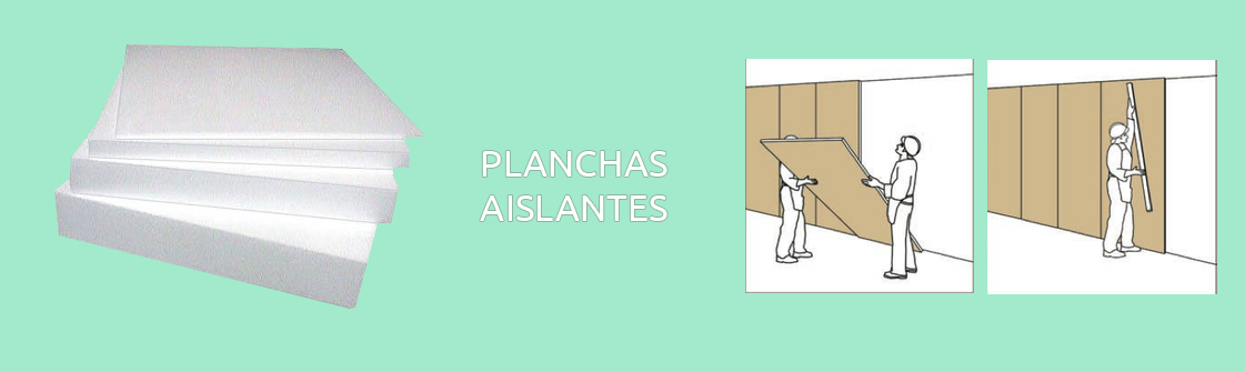 PLANCHAS-AISLANTES